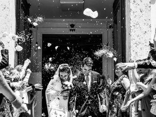 O casamento de Ania e Tiago