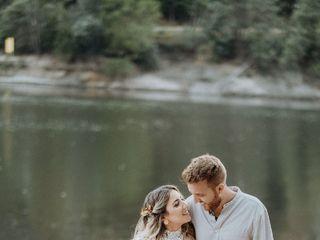 O casamento de Gisele e Rui  1