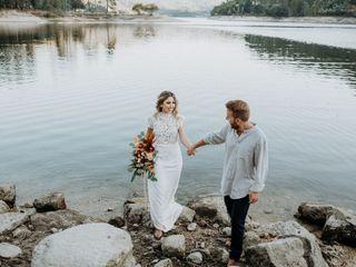 O casamento de Gisele e Rui  2