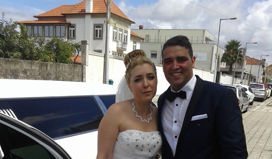 O casamento de João e Veronica em Porto, Porto (Concelho)