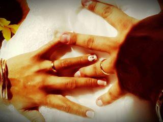O casamento de Rafael e Inês