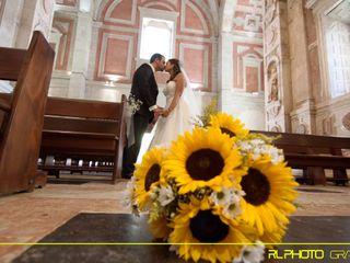O casamento de Rafael e Inês 1