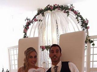 O casamento de Andreia  e Cláudio 1