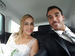 O casamento de Andreia  e Cláudio