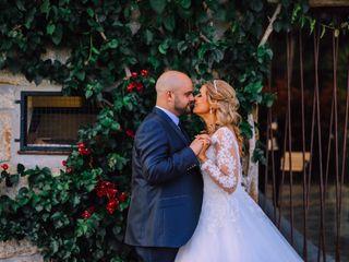 O casamento de Dinarco e Sónia