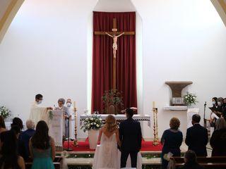 O casamento de Carina e Yann 1