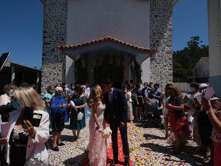 O casamento de Carina e Yann 2