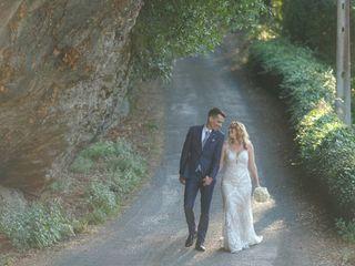 O casamento de Carina e Yann