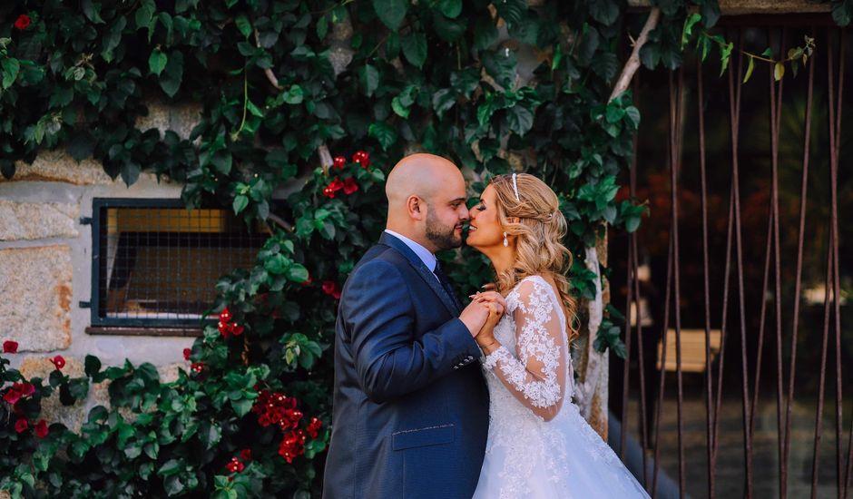 O casamento de Sónia  e Dinarco em Labruge, Vila do Conde