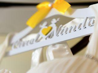 O casamento de Carolina e Fernando 2