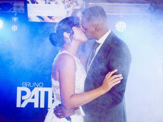 O casamento de Soraia e José