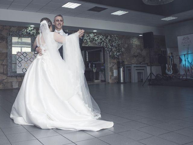 O casamento de André e Carolina em Guarda, Guarda (Concelho) 18