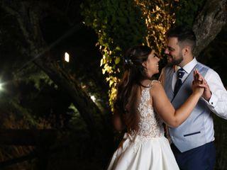 O casamento de Daniela  e Luís