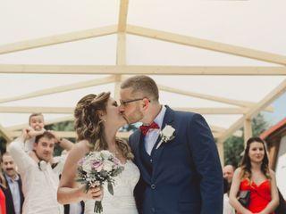 O casamento de Adília e Hugo