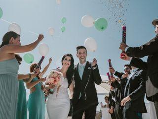 O casamento de Neia e Pedro