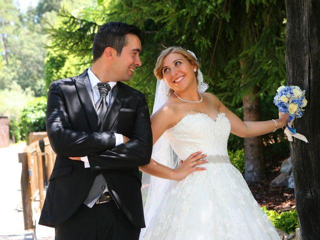 O casamento de Liliana e André