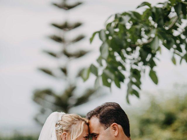 O casamento de Susana e Carlos