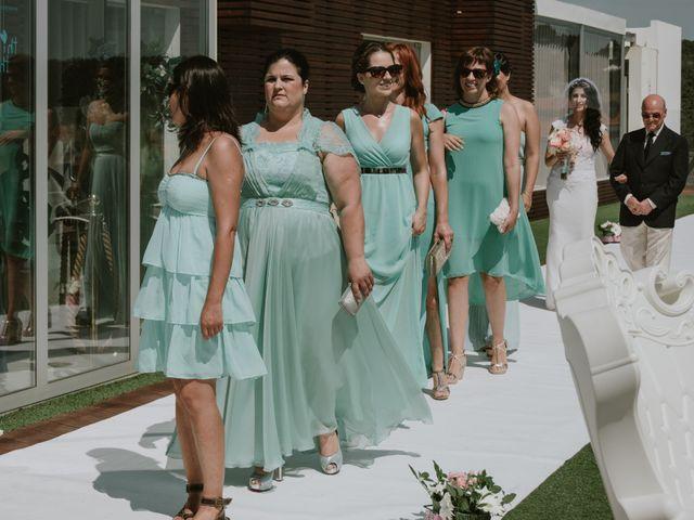 O casamento de Pedro e Neia em São Pedro de Muel, Marinha Grande 26