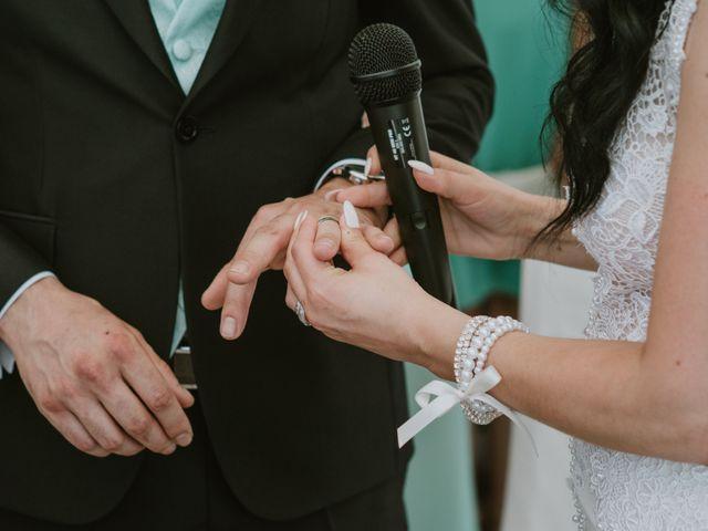 O casamento de Pedro e Neia em São Pedro de Muel, Marinha Grande 38