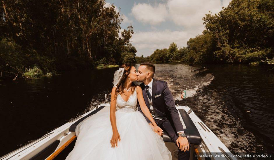 O casamento de Christelle e Ricardo