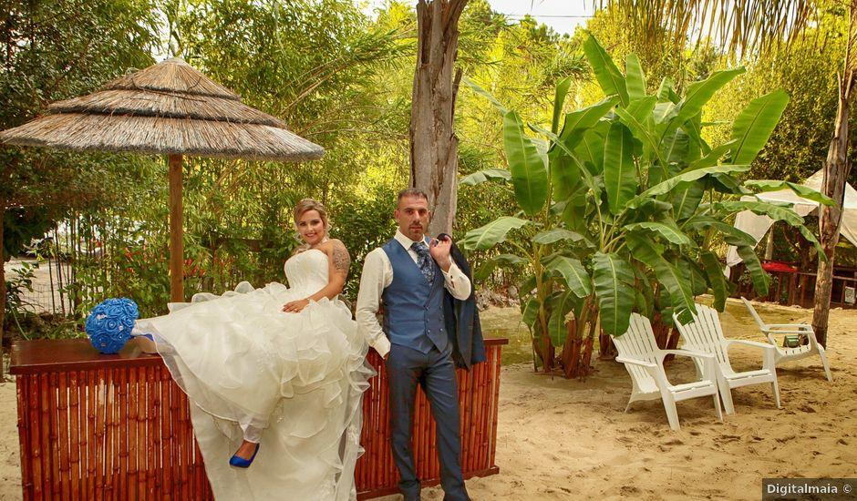 O casamento de Sérgio e Sandra em Ribeirão, Vila Nova de Famalicão