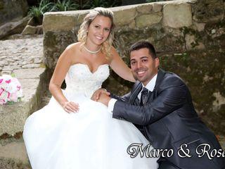 O casamento de Rosa e Marco