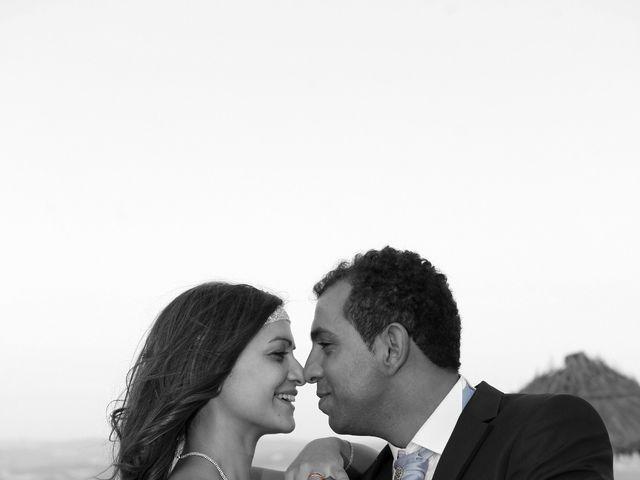 O casamento de Fátima e Nicolas