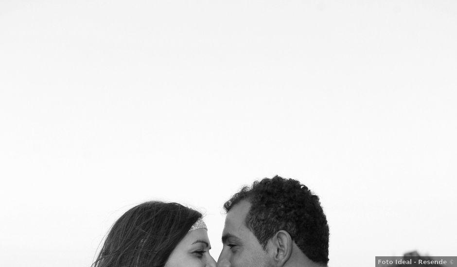 O casamento de Nicolas e Fátima em Barrô, Resende