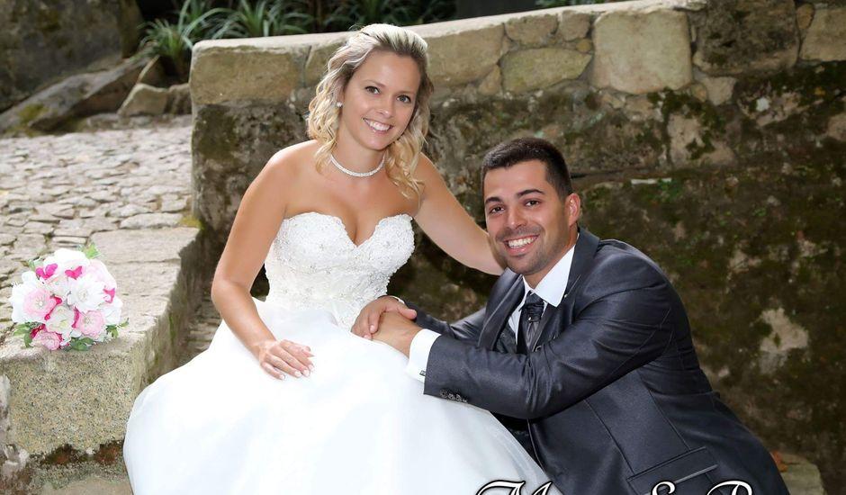 O casamento de Marco e Rosa em Várzea de Sintra, Sintra