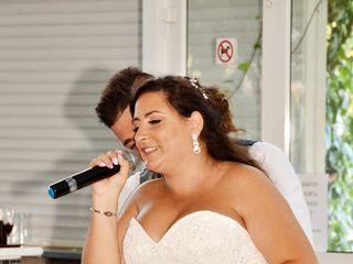O casamento de Carla e Ruben 2