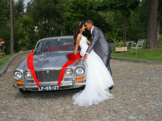 O casamento de Fabio e Catia em Souto, Santa Maria da Feira 1