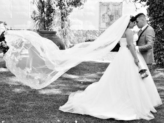 O casamento de Carla e Ruben