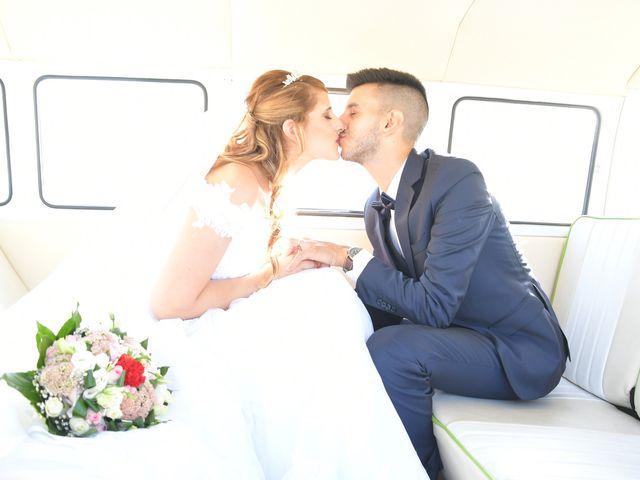 O casamento de Marisa e Nuno