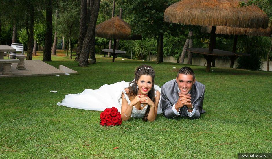 O casamento de Fabio e Catia em Souto, Santa Maria da Feira