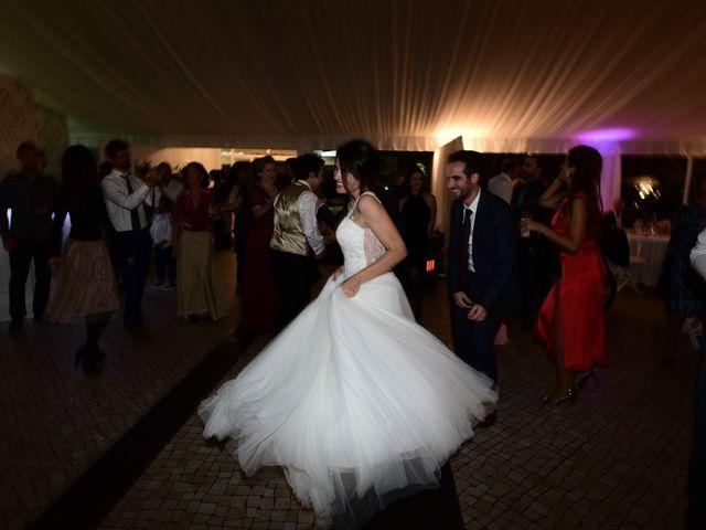 O casamento de Tito e Ana em Linhó, Sintra 2