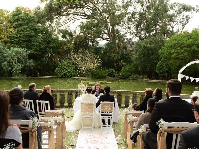 O casamento de Tito e Ana em Linhó, Sintra 10