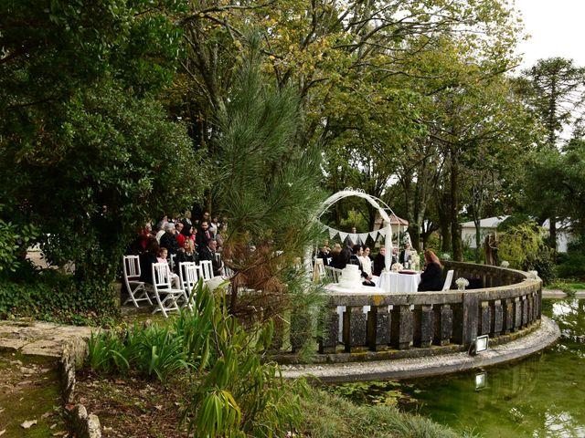 O casamento de Tito e Ana em Linhó, Sintra 11
