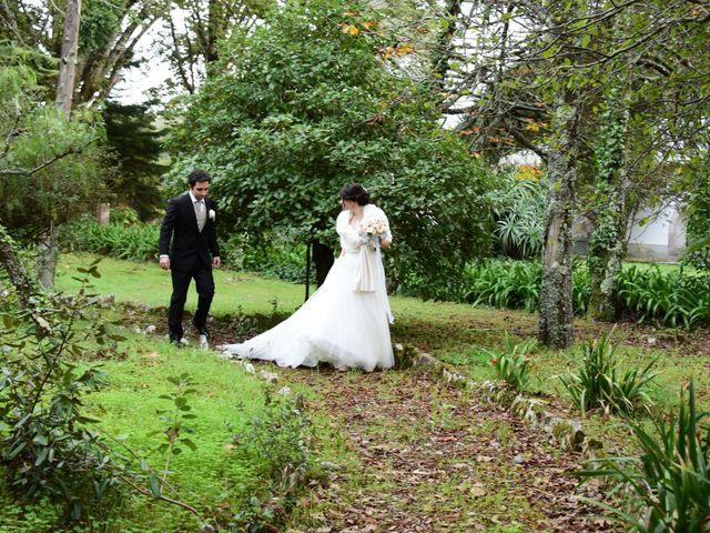 O casamento de Tito e Ana em Linhó, Sintra 1