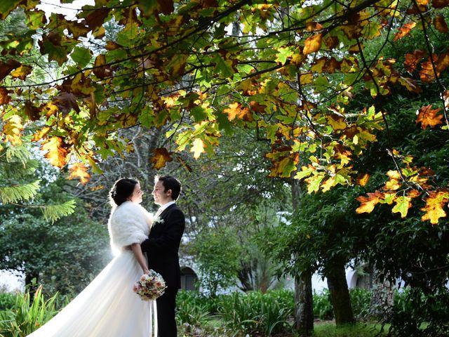 O casamento de Ana e Tito