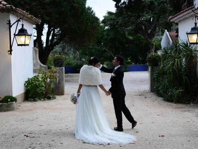 O casamento de Tito e Ana em Linhó, Sintra 22