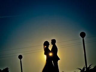 O casamento de Vanessa e Daniel