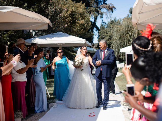 O casamento de Wilson e Kellyn em Vila Franca de Xira, Vila Franca de Xira 27