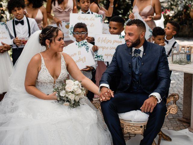 O casamento de Wilson e Kellyn em Vila Franca de Xira, Vila Franca de Xira 30