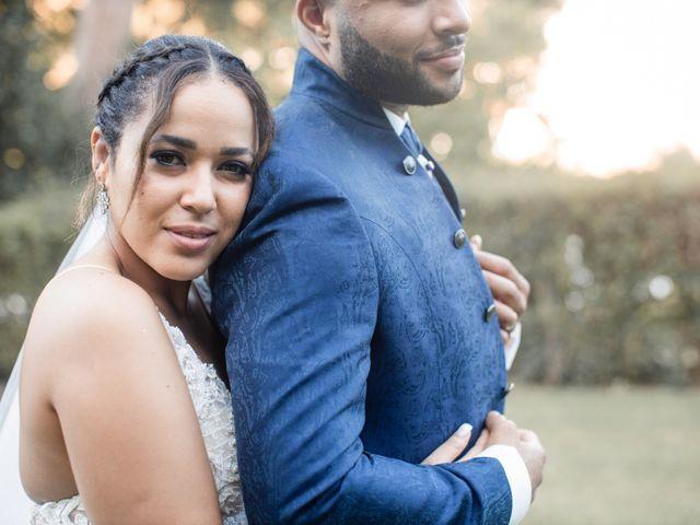 O casamento de Kellyn e Wilson