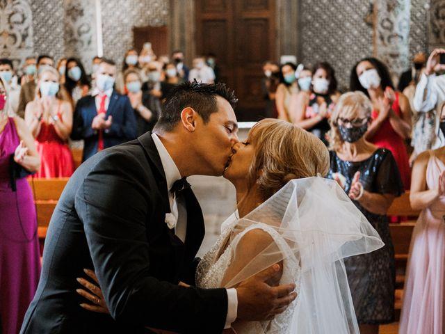 O casamento de Filipa e Ivo