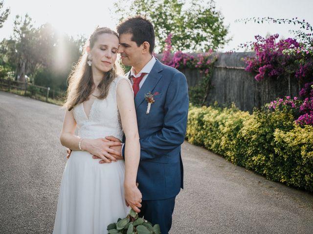 O casamento de Tânia e André