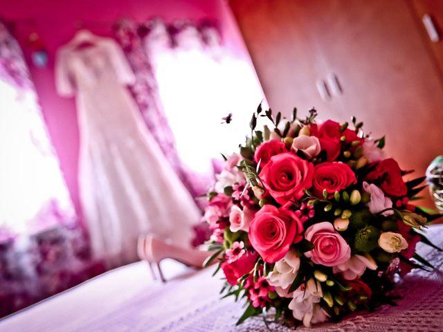 O casamento de Daniel e Vanessa em Beselga, Penedono 12