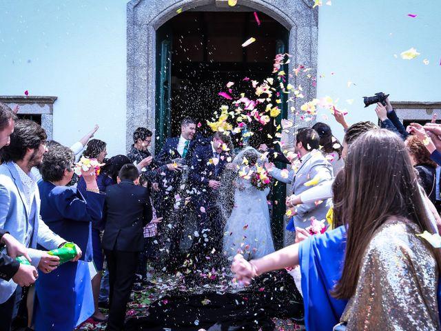 O casamento de Daniel e Vanessa em Beselga, Penedono 42
