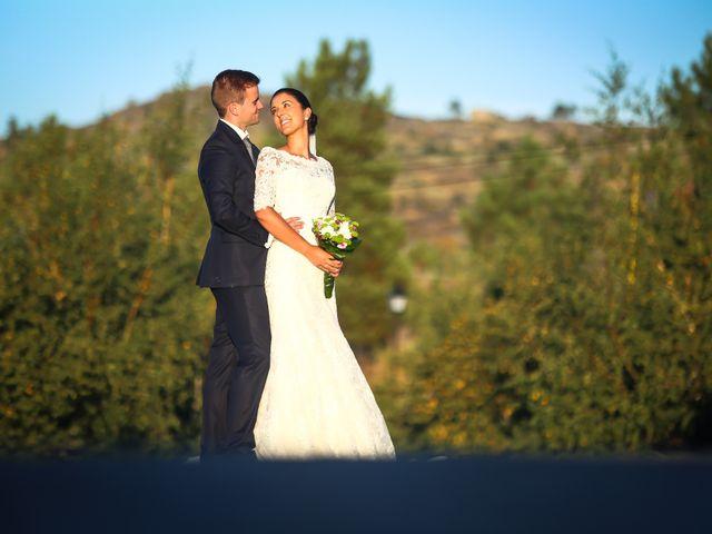 O casamento de Daniel e Vanessa em Beselga, Penedono 54