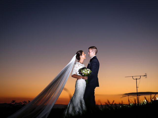 O casamento de Daniel e Vanessa em Beselga, Penedono 61